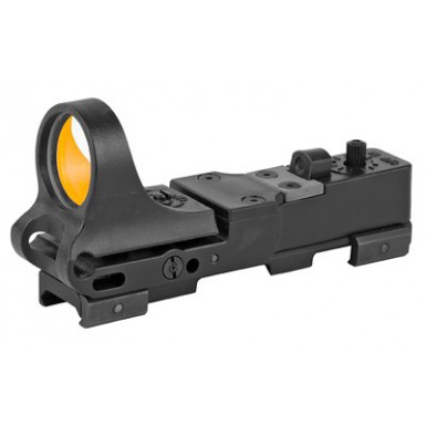 C-MORE RAILWAY RED DOT BLK 4MOA STD