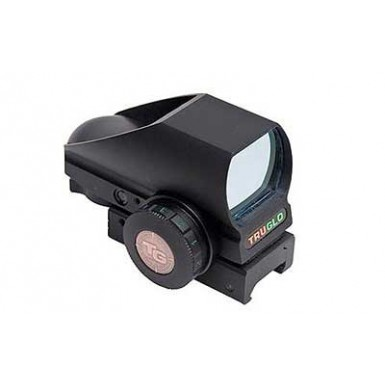 TRUGLO TRU-BRITE OPEN RD SIGHT BLACK