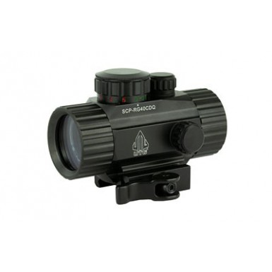 """UTG 3.8"""" ITA RED/GRN CRCL SGHT W/MNT"""