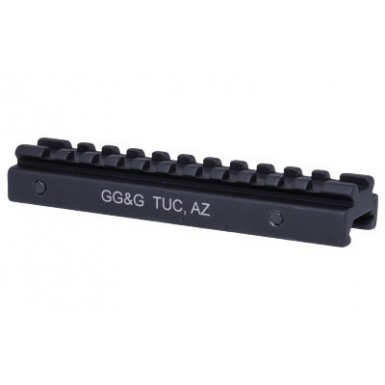 GG&G STANDARD AR15/M16 SCOPE RAIL