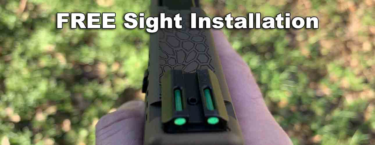 FREE Sight Installation