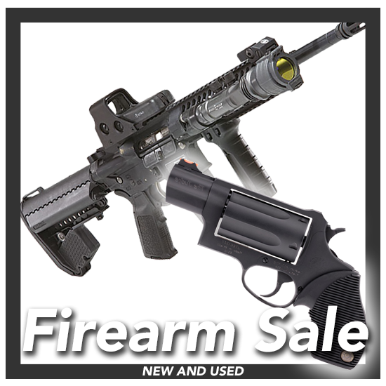 Huge Firearm Sale!